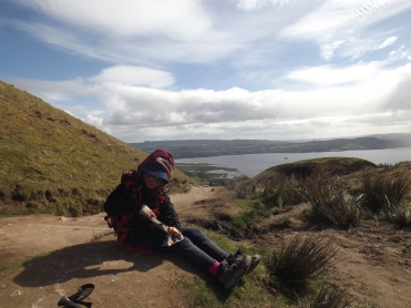 West Highland Way 132
